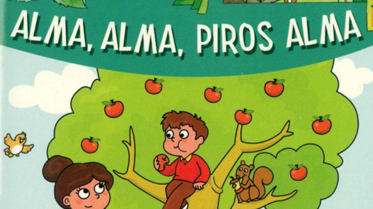 Mondókás füzetek – Alma, alma, piros alma