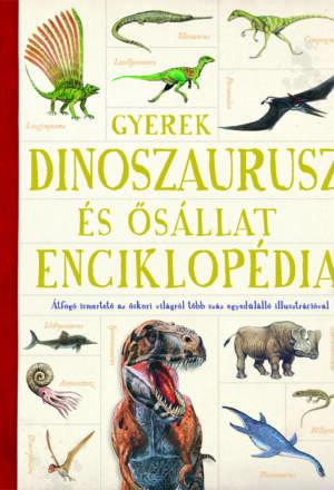 Gyerek dinoszaurusz es osallat enciklopedia