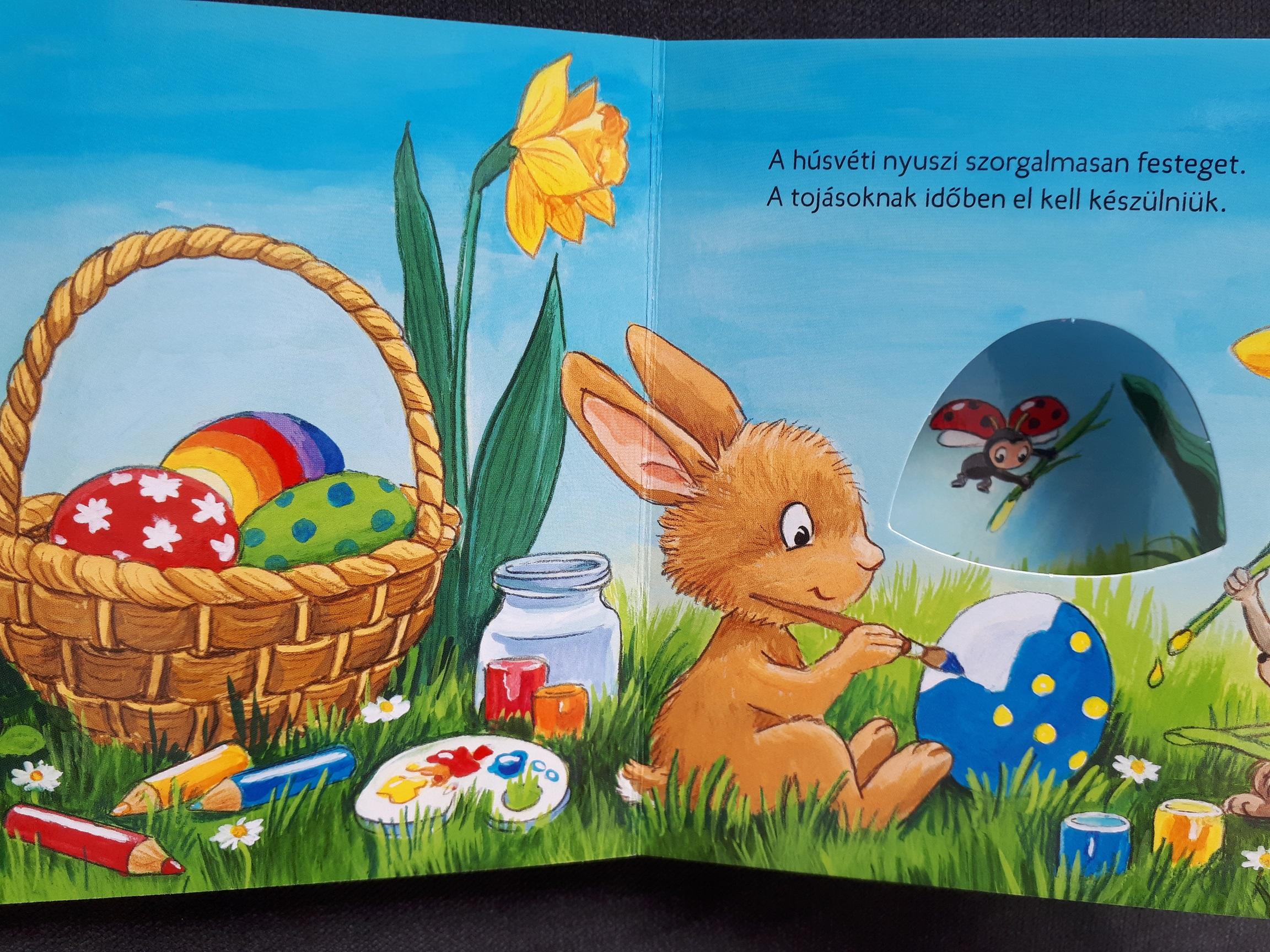 Első kukucs könyvem: Húsvéti mulatság