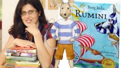 Kedvenc íróink sorozat – Berg Judit