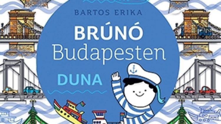 Brúnó Budapesten 5. DUNA